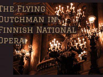 The Flying Dutchman in Finnish National Opera